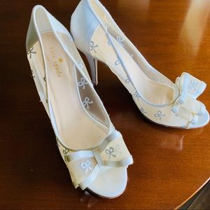Kate Spade Salina Bow Sandal Size 8